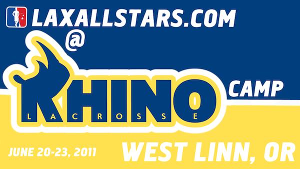 Rhino Lacrosse Camp West Linn