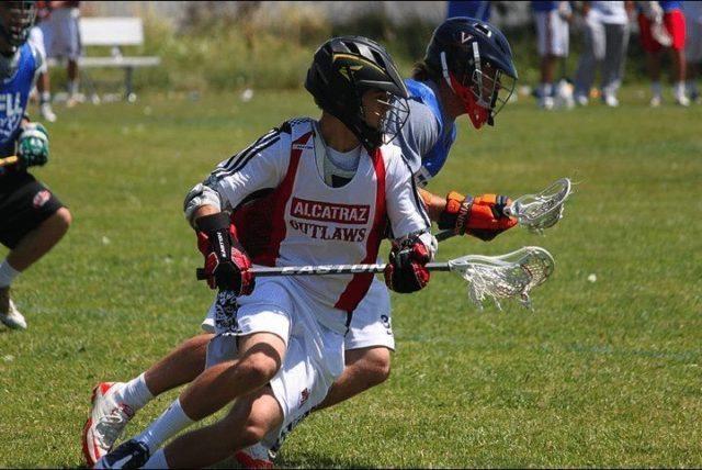 Easton Lacrosse helmet gloves