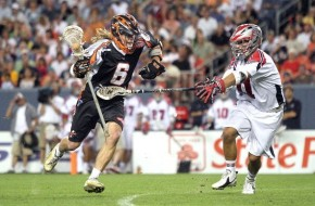 Denver Outlaws Boston Cannons