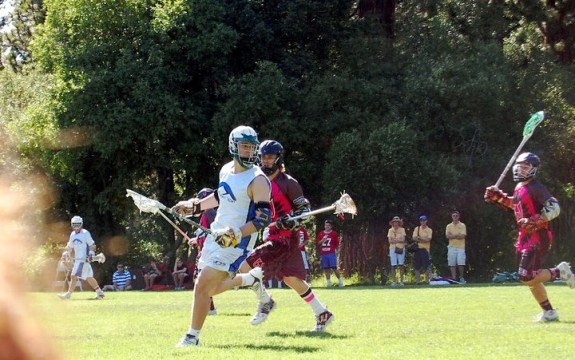 Woozles Connor Wilson lacrosse Tahoe Mountain Top