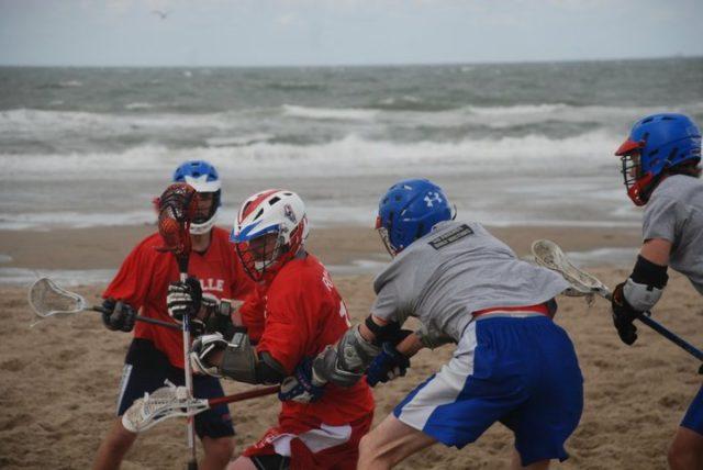 Den Haag Beach Lacrosse Tournament