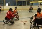 Dan Dawson Wheelchair Lacrosse