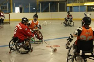 Dan Dawson Wheelchair Lacrosse