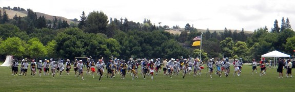 California Gold Lacrosse Camps