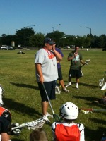 Coach Gaebel, he was even the MVP as a goalie for the Championship game.