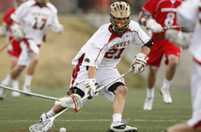 Jamie MacDonald Denver Lacrosse longstick lax