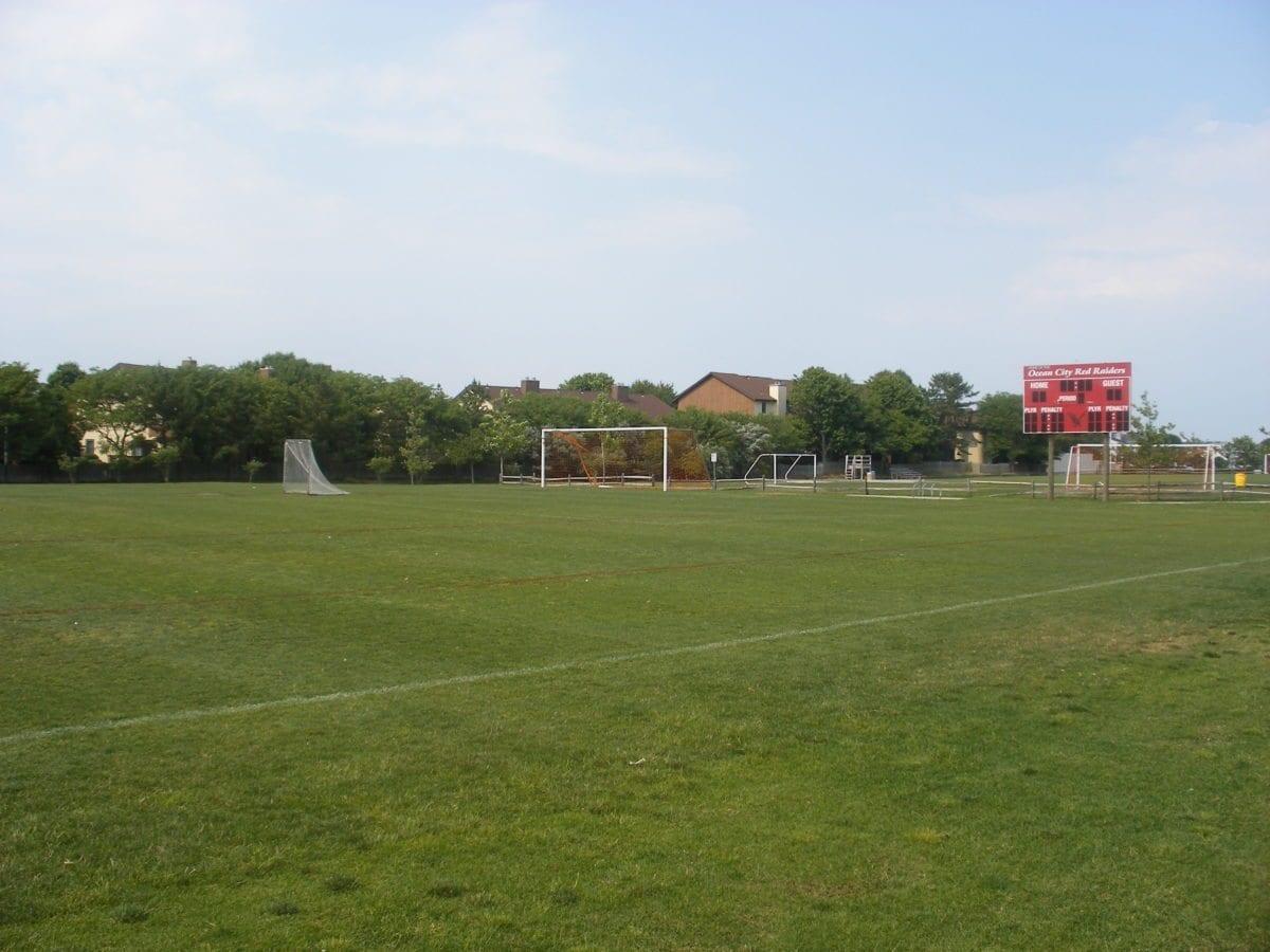 lacrosse fields