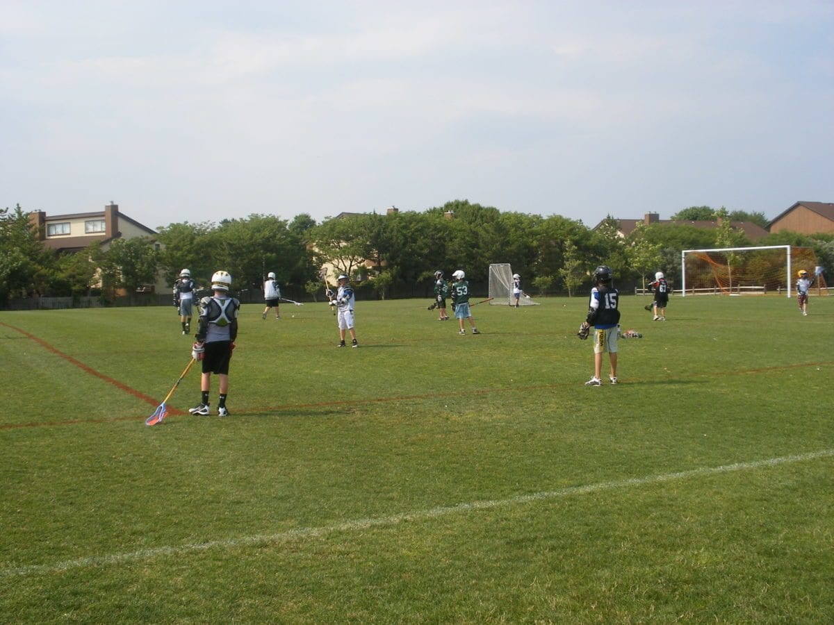 lacrosse camp field