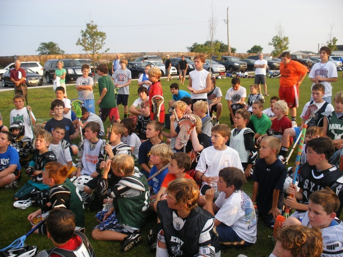 Lacrosse campers lax evo