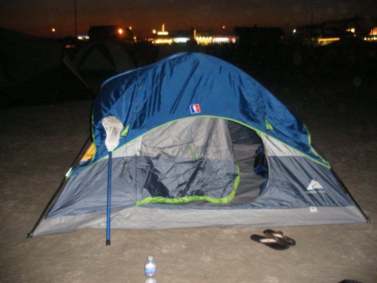 Camp LAS