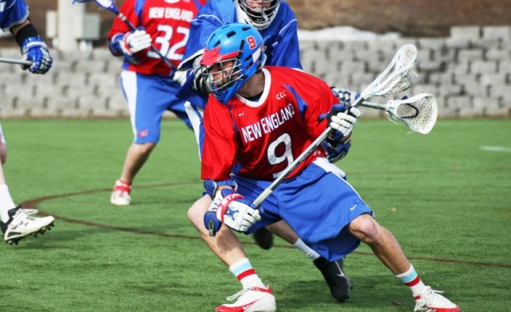 New England COllege Lacrosse