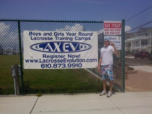 Lax Evo Camp Jersey