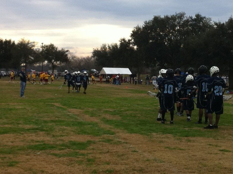 KIPP, an inner city middle school team in NOLA. What HS will these guys play for? Probably not play at all....