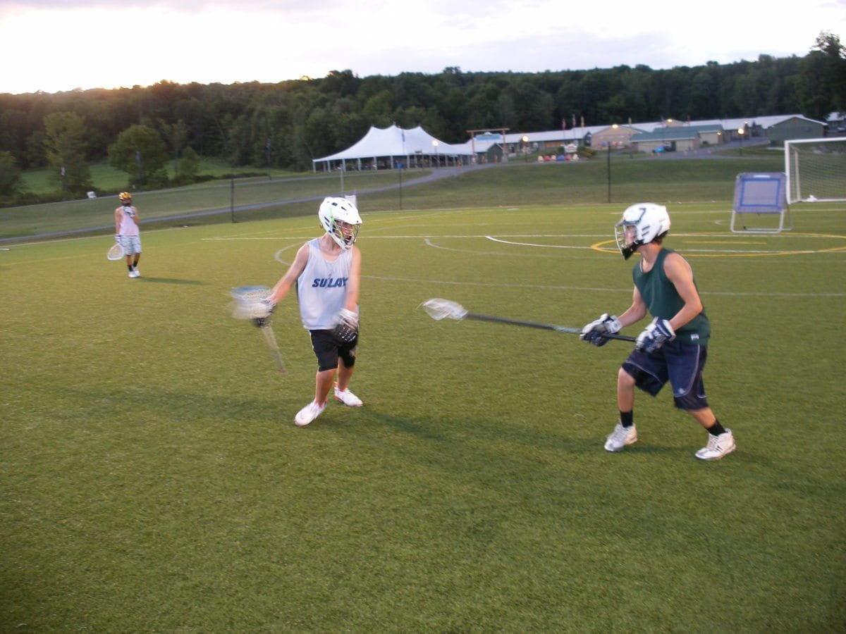 serious mini lax