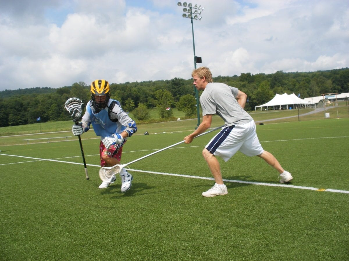 GOlden goal tournament park ProLax Camps Brian Karalunas