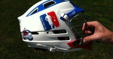 LAS LaxAllStars.com cascade cpx-r helmet lacrosse