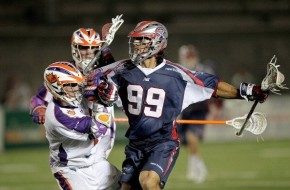 Paul Rabil Boston Cannons MLL Lacrosse lax