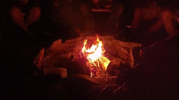 McCall Idahoe Fire Pit