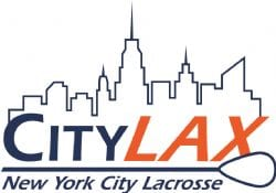 CityLax logo new york city lacrosse