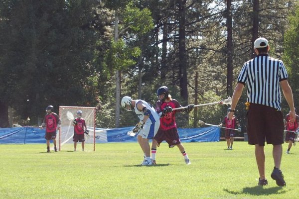 Connor Wilson short longstick Woozles lake tahoe lax lacrosse