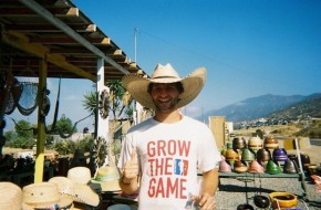Growing the game in Mexico