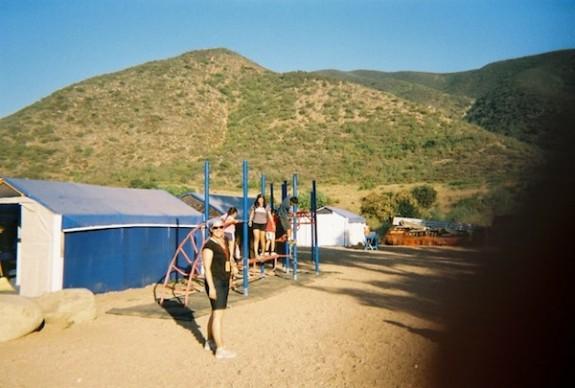 Rancho Genesis - Camp