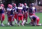 American Revolution Lacrosse in England London Spencer Lacrosse