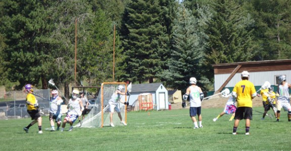 Brawl in Mccall lacrosse tournament
