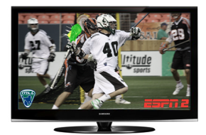 Future of lacrosse on tv