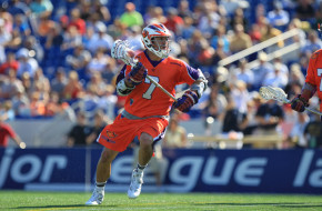 Casey Powell Hamilton Nationals MLL championships