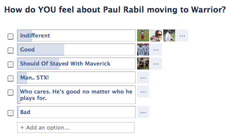 Fan Poll: Warrior Lacrosse signs Paul Rabil