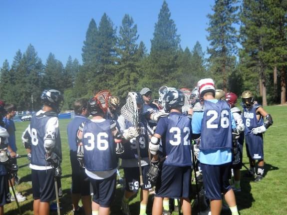 Colorado Rams, U-19 Tahoe Lacrosse Tournament