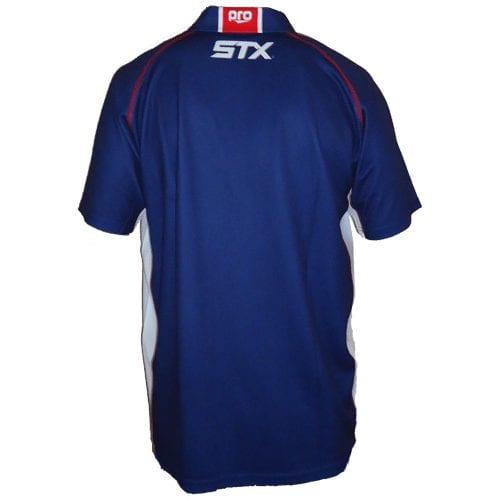 Thailand Lacrosse Association Blue Polo