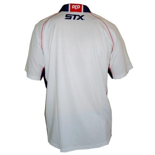 Thailand Lacrosse Association White Polo