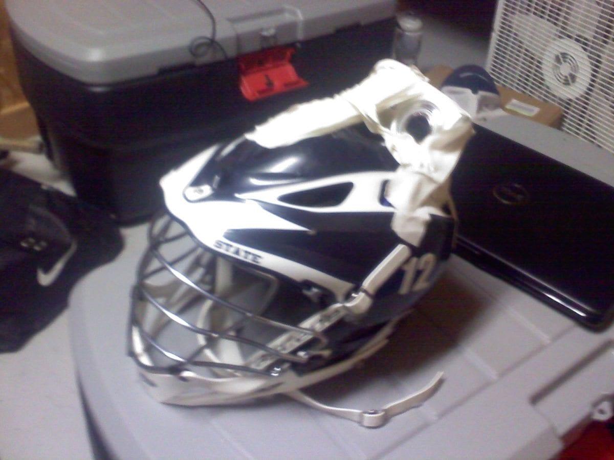 Helmet cam homemade