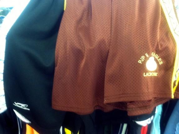 Florida thrift shop lacrosse shorts
