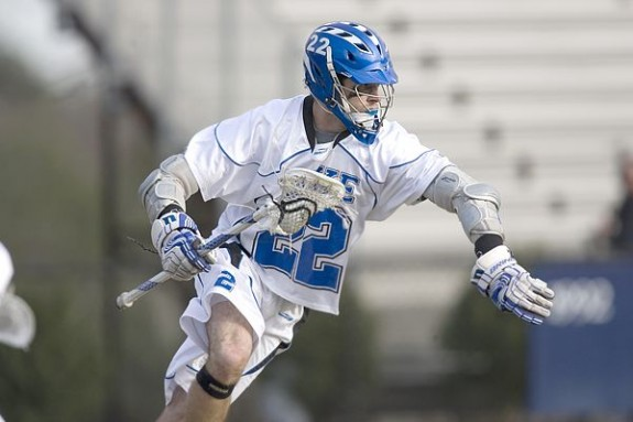 Ned Crotty Duke Lacrosse Brine