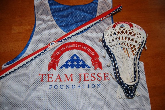 Team Jesse Lacrosse head shaft pinney 1lacrosse stylingstrings