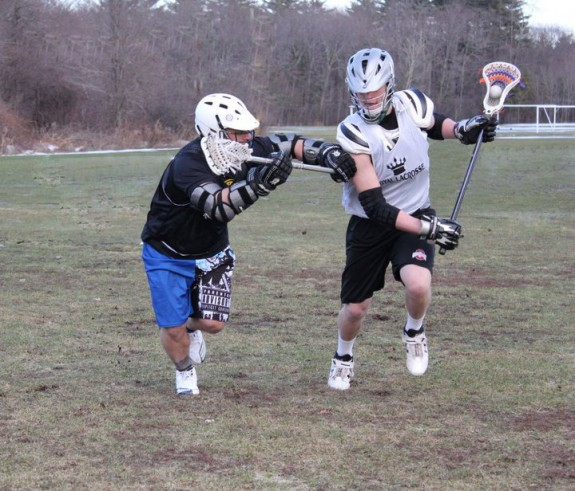 Royal Lacrosse Caption Contest lax photo