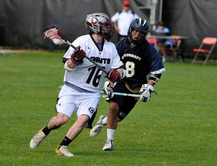 Centenary COllege lacrosse Louisiana