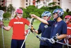 Singapore Thailand Lacrosse practice lax Grow The Game