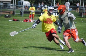 Jagermeister at the Citylax Southampton Shootout in 2011