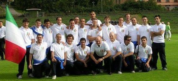 Italian Italy Lacrosse