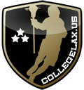 CollegeLAX.us Site Logo