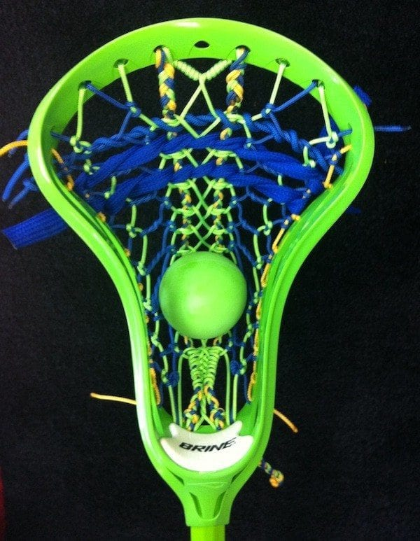 HeadStrong Lacrosse Head