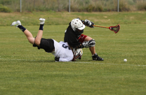 youth lacrosse face off caption contest