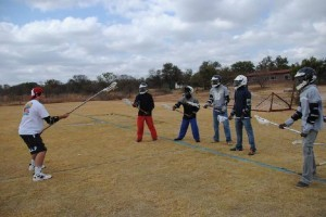 South Africa Lacrosse camp