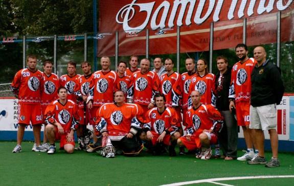 European Lacrosse League ELL box lax