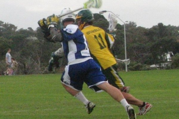 East Freo Wembley Lacrosse Perth Australia Nathan Rainey