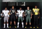 Oregon football uniforms